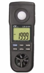 LM-8100 4合1仪表